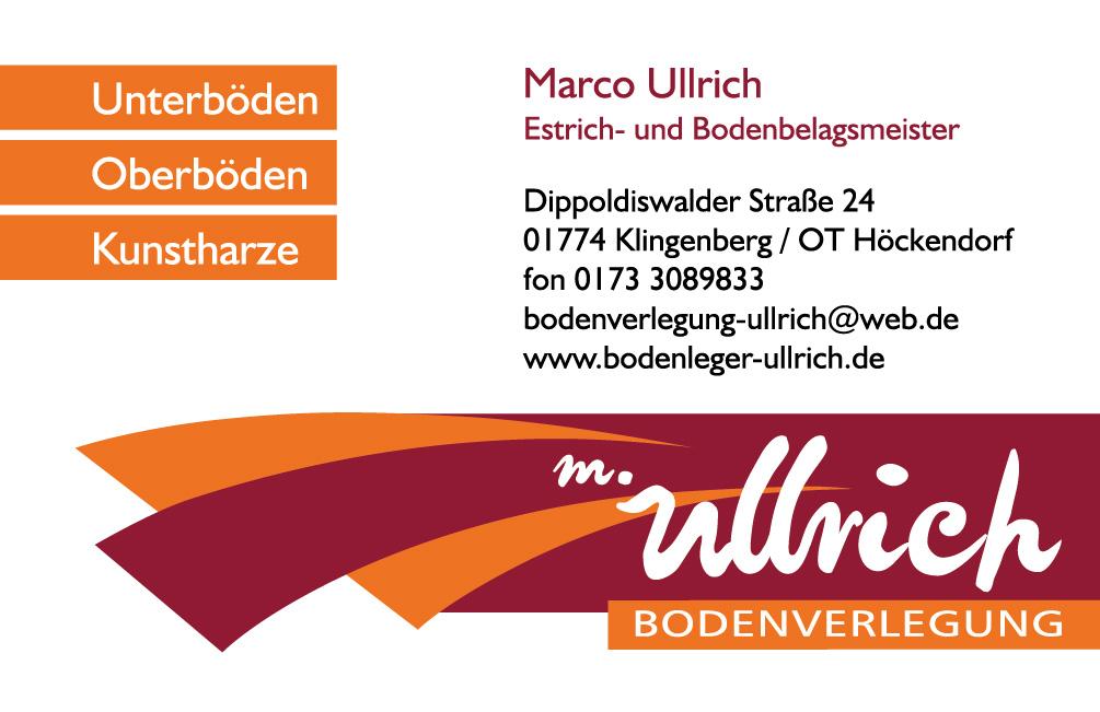 Bodenverlegung M.Ullrich