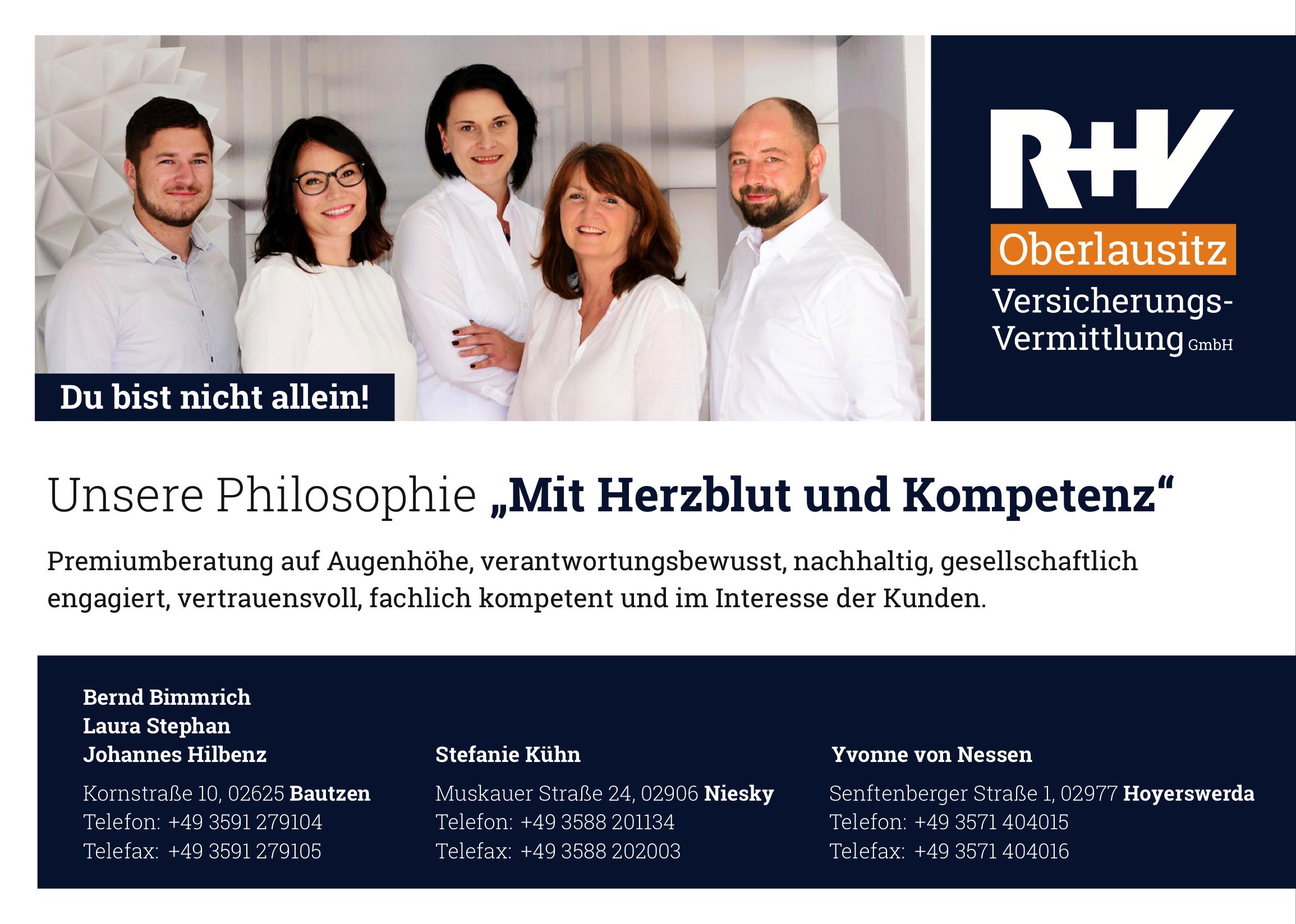 R+V Oberlausitz Versicherungsvermittlung GmbH