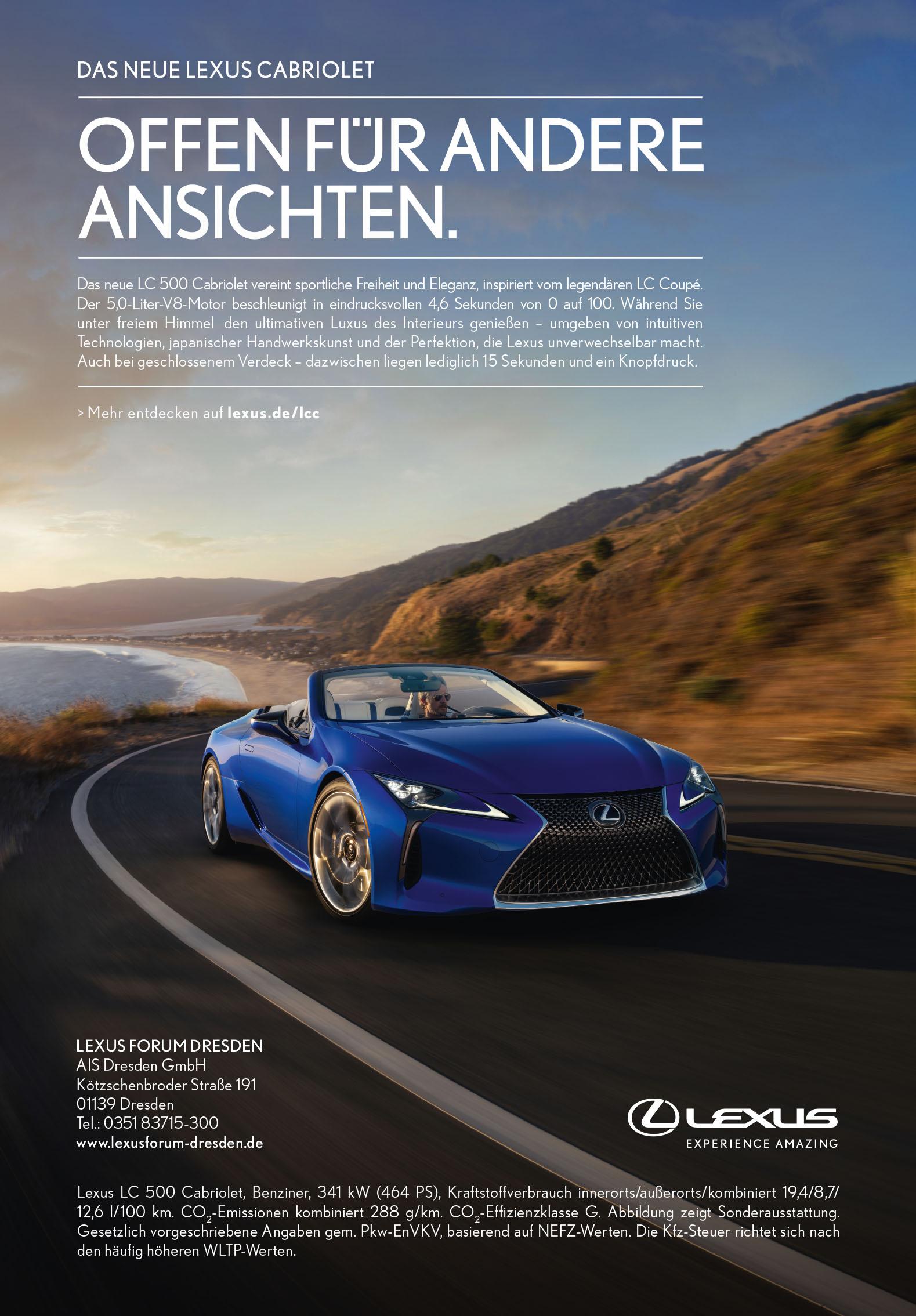 Lexus Forum Dresden